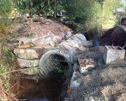 Sirmain Tp - Rignac - Réhabilitation d'un ouvrage sur ruisseau