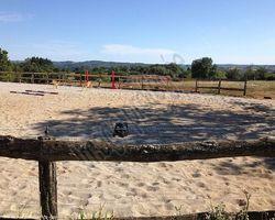 Sirmain Tp - Rignac - Réalisation d'une manège à chevaux - FIGEAC