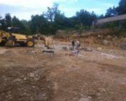 Sirmain Tp - Rignac - Réalisation des fondations maison individuelle