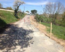 Sirmain Tp - Rignac - Assainissement - Commune de FLAGNAC